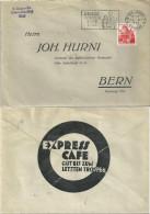 """Motiv Brief  """"Express Café - Gut Bis Zum Letzten Tropfen""""         1942 - Svizzera"""