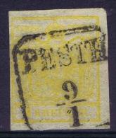 Austria: 1850   Yv Nr 1  Used Obl. - 1850-1918 Imperium