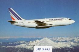 Avion De Ligne Air France BOEING 737 - 1946-....: Moderne