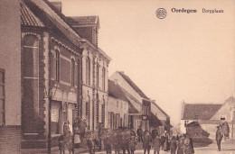 OORDEGEM : Dorpplaats - Lede