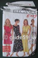 Patron Elegance Easy - N° 6653 - Patterns