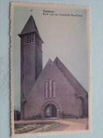 Kerk Van Het Goddelijk Kind Jesus - Anno 19?? ( Zie Foto Voor Details ) !! - Turnhout