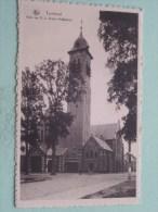 Kerk Van O.L.Vrouw Middelares - Anno 19?? ( Zie Foto Voor Details ) !! - Turnhout