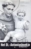 Kalender Sint Antoniusboekje Van Balgerhoeke 1997 - Calendriers