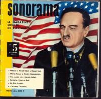 Musique Disques Sonorama - Le Magazine Sonore De L' Actualité 1959 - Formats Spéciaux