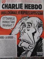 CHARLIE HEBDO - Giornali