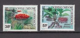 New Caledonia 1981,2V,flowers,bloemen,b Lumen,fleurs,flores,fiori ,MNH/Postfris(A1419) - Planten