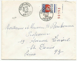 LETTRE DE COUFLENS (ARIEGE) DU 29/11/66 - 1961-....