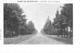 Camp De Beverloo Hechtel. Vue De La Station - Cartes Postales