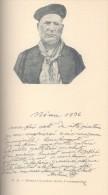 LES CRIMINELS ETUDE CONCERNANT 859 CONDAMNES PAR LE DR. CHARLES PERRIER MEDECIN DES PRISONS AN 1900 LYON A. STORCK