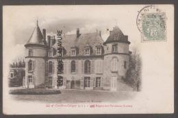 45--CHATILLON COLIGNY--Chateau De Mivoisin--(gare) Nogent Sur Vernisson - Chatillon Coligny