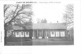 Camp De Beverloo Palais Royal. Entrée Principale - Leopoldsburg (Kamp Van Beverloo)