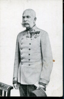 AUSTRIA ROYALTY KAISER FRANZ JOSEF I.VINTAGE POSTCARD - Case Reali