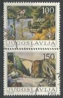YU 1986-2148-9 SAVE NATURE, YUGOSLAVIA, 1 X 2v, Used - Umweltschutz Und Klima