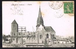 GRANDPRE . L'Eglise . - Andere Gemeenten