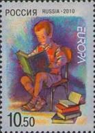 Russia 2010 Europa 2010. Children Books.MNH - Unused Stamps
