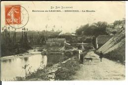 CPA MERCUES Le Moulin 11314 - France