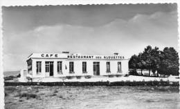 85 - LES HERBIERS - Café-restaurant Des Alouettes - 1955 + Timbre - Les Herbiers