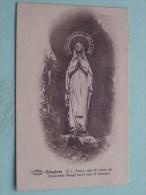 O.L.Vrouw, Aan De Voeten Der Onbevlekte Maagd - Edeghem ( Préaux ) - Anno 1930 ( Zie Foto Voor Details ) !! - Edegem