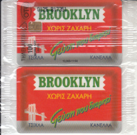 GREECE - Brooklyn, CN : 0125, Tirage 5000, 11/94, Mint - Lebensmittel