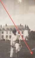 La Vie Du Chateau De Bersée Nord Formanoir De La Cazerie - Le Vaillant De Jollain - Places