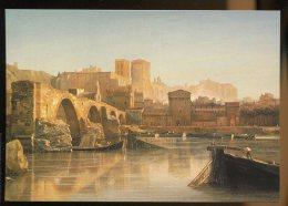 CPM Neuve 84 AVIGNON Pont St Bénézet Et Palais Des Papes D'après Dagnan Isidore - Avignon (Palais & Pont)