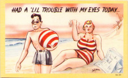 Had A ´lil Trouble With My Eyes Today... - Humour