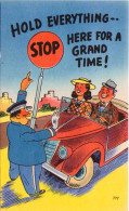 Hold Everything.. Here For A Grand Time! - Humour