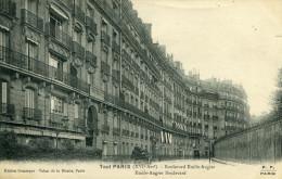 PARIS XVI 16 - Boulevard Emile Augier - Arrondissement: 16