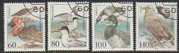 Oiseaux De Mer     1367/1370 Obl - Gebraucht