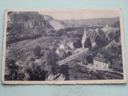 Panorama Vers Eglise De Dieupart Sougné - Remouchamps () Anno 19?? ( Zie Foto Voor Details ) !! - Aywaille