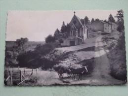 Chapelle N.D. Chiny S/Semois () Anno 195? ( Zie Foto Voor Details ) !! - Chiny