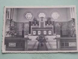 Institut Marie-Médiatrice Pensionnat Le Choeur ( Thill ) Anno 1954 ( Zie Foto Voor Details ) !! - Mont-Saint-Guibert