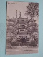 Escalier De La Paix ( Richel Soeurs ) Anno 1929 ( Zie Foto Voor Details ) !! - Verviers