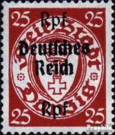 Deutsches Reich 724 Mit Falz 1939 Danzig-Abschied - Unused Stamps