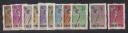 Uruguay Mi# 828-38 * Mint Lanza 1959 - Uruguay
