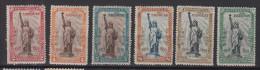 Uruguay Mi# 219-24 * Mint WWI 1919 - Uruguay