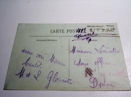 Cpa Beauvais  Du Sous Officier Lemaitre 27 Régiment D Artillerie Douai Militaria - Documents