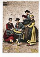 """Auvergne Bourbonnais  - Folklore,costume / Montluçon, Société """" LesTroubadours Montluçonnais""""Ménétriers Bourbonnais - Musica"""