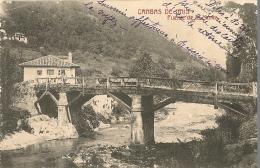 CPA-1914-ESPAGNE-CANGAS DE ONIS-PONT De La MUREA-TBE - Asturias (Oviedo)