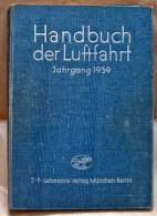 Handbuch Der Luftfahrt - Jahrgang 1939 – Gebraucht Kaufen - Bücher, Zeitschriften, Comics