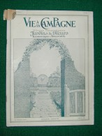LA VIE à LA CAMPAGNE Du 15 Avril 1920 JARDINS ET FLEURS Comment Agencez Son Jardin, Couleurs, Eau, Murs, Plantation, - 1900 - 1949