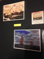 ANGOLA LOT COLLECTION ... PHOTOS !!! BATEAUX SHIPS SCHIFFE VOILIERS SEGELSCHIFFE NAVIRE BARCOS TITANIC  MARINE
