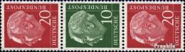 BRD (BR.Deutschland) S34 Postfrisch 1955 Heuss - [7] Federal Republic
