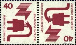 BRD (BR.Deutschland) K12 Postfrisch 1972 Unfallverhütung - Sin Clasificación