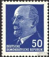 DDR 937Z Wasserzeichen 1 Postfrisch 1963 Ulbricht - [6] Democratic Republic