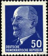 DDR 937Z R Mit Zählnummer Postfrisch 1967 Ulbricht - [6] Democratic Republic
