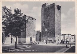 BISCEGLIE  /  Torri Dei Normanni   _ Viaggiata - Bari