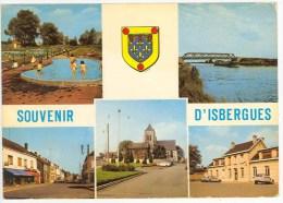 62 - ISBERGUES - Divers Aspects (multivues) - Isbergues
