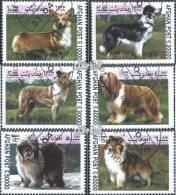 Afghanistan 1856-1861 (kompl.Ausg.) Gestempelt 1999 Hunde - Afganistán
